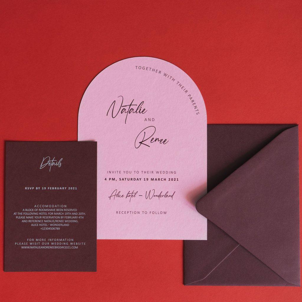 Mikor kell elkezdeni az esküvői meghívók tervezését?